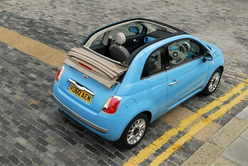 2010 Fiat 500 TwinAir Review