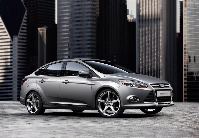 2012 Ford Focus SE Titanium