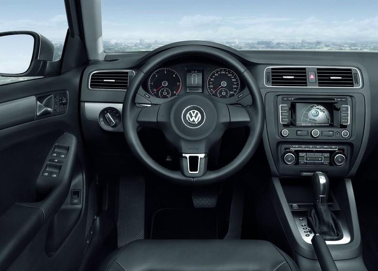 2011 Volkswagen Jetta EU Interior