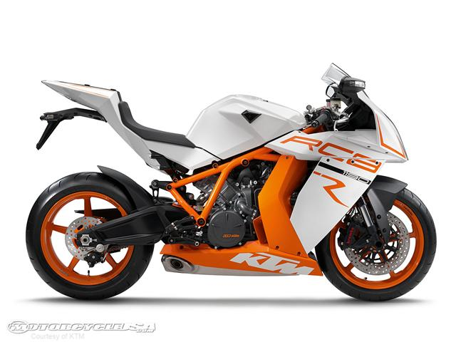 MOTORCYCLE 2011 KTM RC8R Superbike