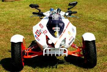 Modif Suzuki Spin 2006