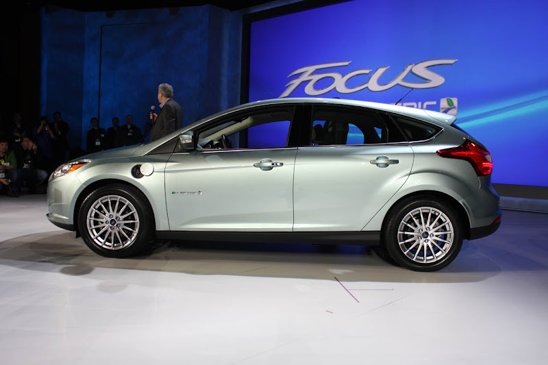 2011 Ford Focus Electric