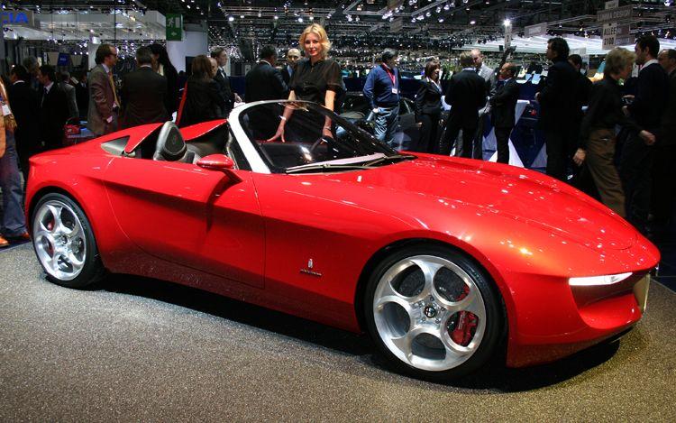 Alfa Romeo New Concept