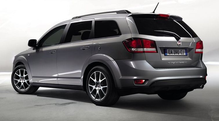 Fiat Freemont Dodge Journey