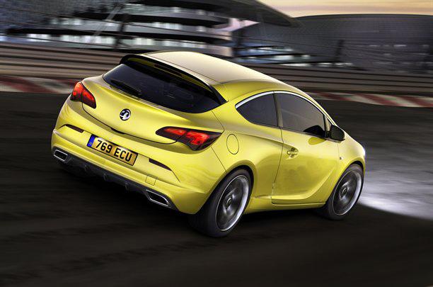 Opel Vauxhall Astra OPC/VXR