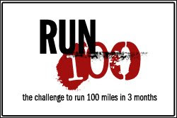 RUN 100 MILES WITH ME!
