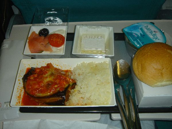On Board: Turkish Airlines Business Class: Munich - Istanbul ...