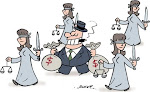 A Justiça Nua e a corrupção documentada