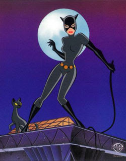 Cat woman