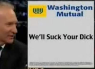 Bill Maher WU suck dick
