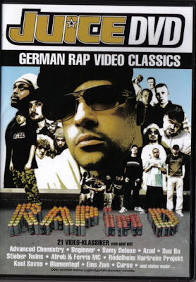 Deutschrap Juice DVD German Rap Videos Classics (2005) Rapidshare Links