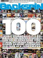 Backspin #100 - February 2009