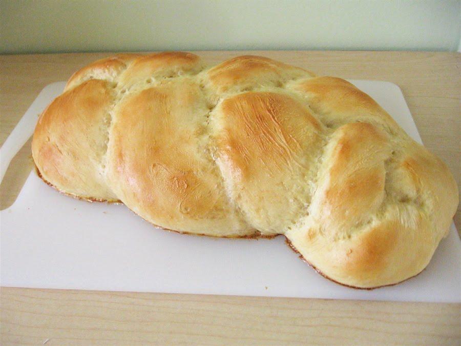 RECIPE: Braided Bread | MADE