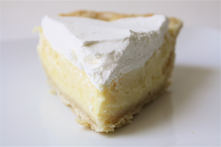 RECIPE: Lemon Cream Pie – MADE EVERYDAY
