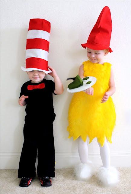 a 10 DIY Halloween costumes