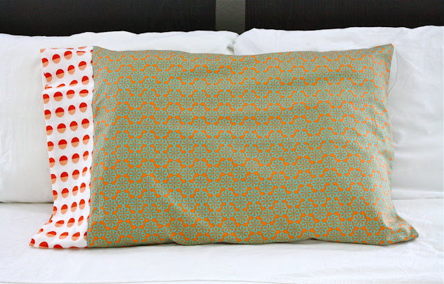 simple pillowcase