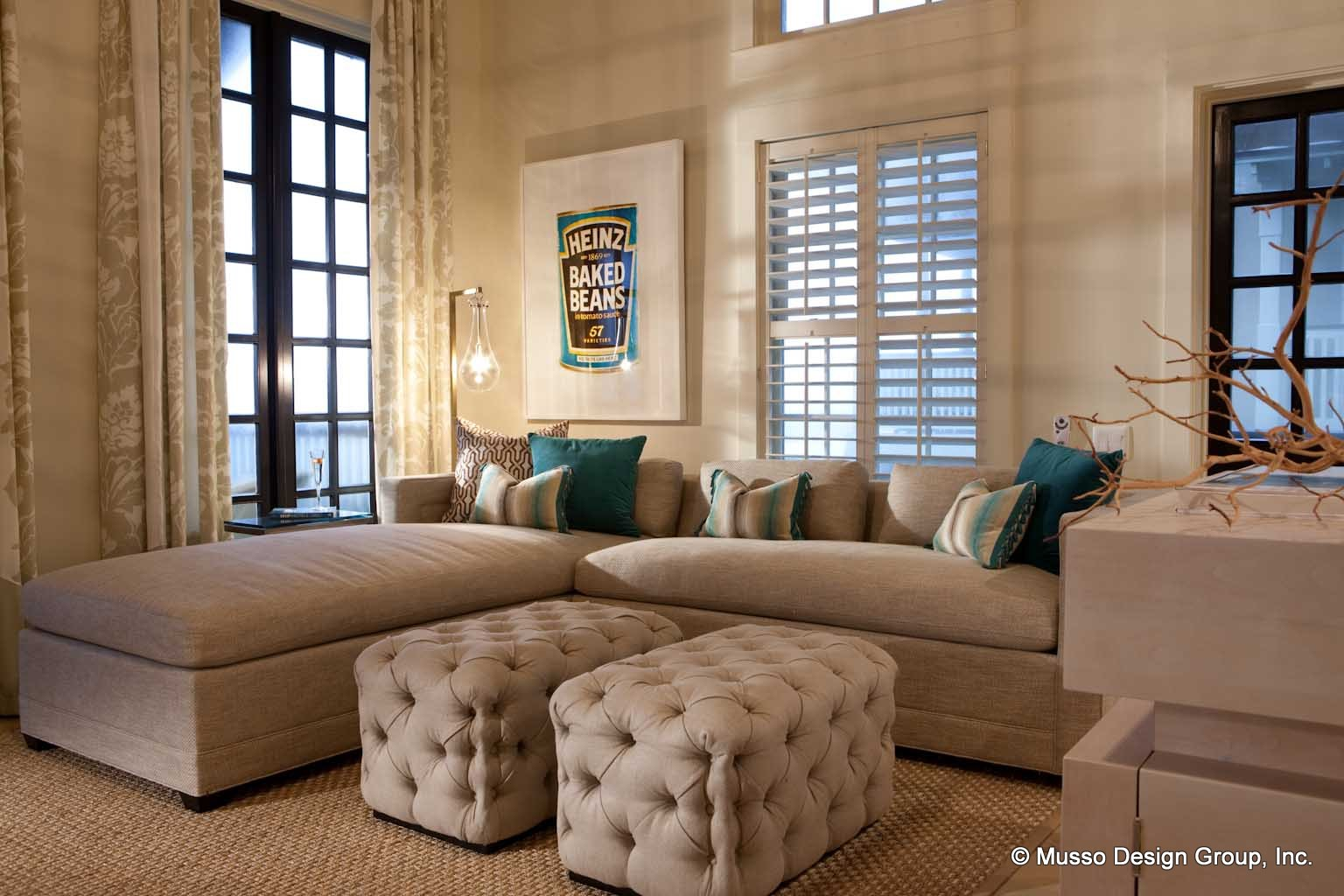 Florida Living Room Decor – Modern House