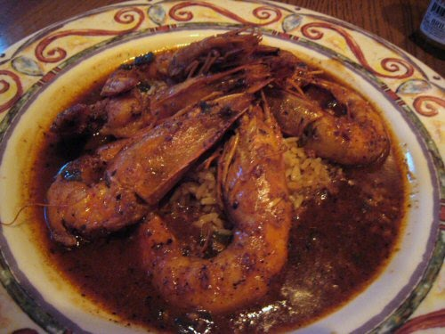 ... From Louisiana: Awesome Cajun Barbecued Shrimp — New Orleans Style