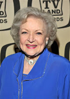 Betty White  in 2010 as a big hit on Saturday Night Live - (Lester Cohen ... 