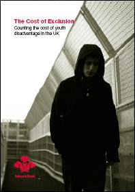 The Prince's Trust: The Cost of Exclusion - Counting the cost of youth disadvantage in the UK