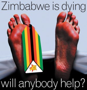 Zimbabwe is dying - will anybody help?