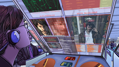 The Internet Movie Database: A Scanner Darkly
