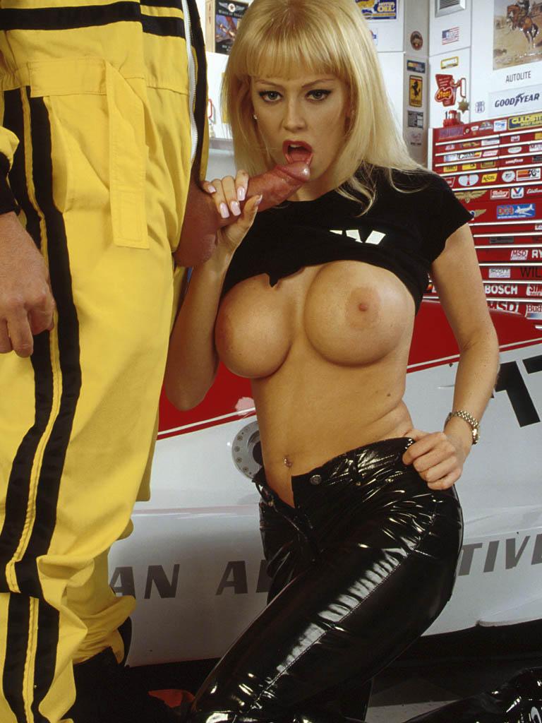 Nikki grahame tits lick