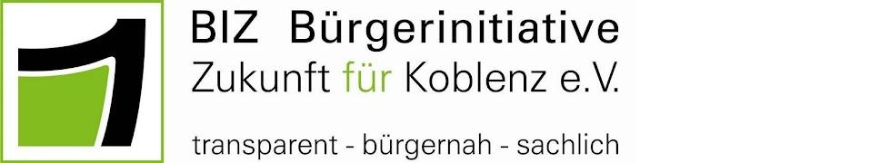 BIZ-Fraktion im Stadtrat Koblenz