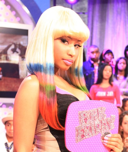 Nicki minaj birthday pictures