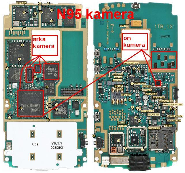 Nokia N95 camera Not work?solutions here