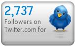Twitter Profile Badge