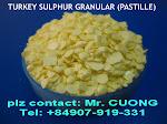 Lưu huỳnh, SULFUR (Flakes)
