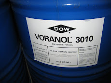 POLYPROPYLENE GLYCOL, VORANOL 3010