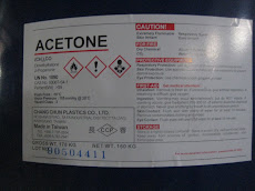 ACETONE ( C3H6O2)