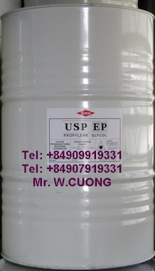 Propylene Glycol - USP/EP mi v kho