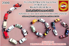 CONCENTRACION 600 SEISCIENTOS
