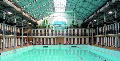 bassin natation piscine Ixelles