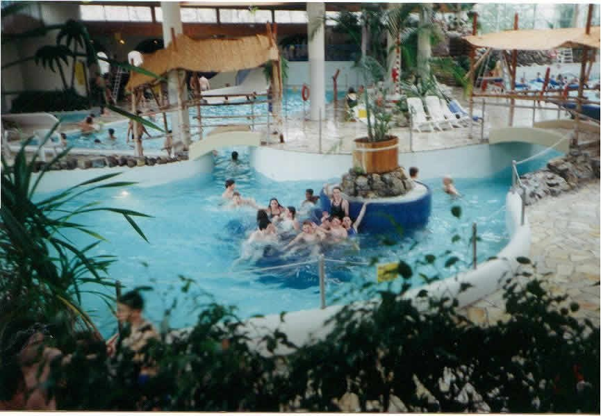 les piscines de bruxelles