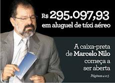 EM 2009: MARCELO NILO, PRESIDENTE DA ASSEMBLÉIA BAIANA, GASTOU QUASE R$ 300 MIL EM ALUGUEL DE AVIÃO