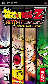 Dragon Ball Z: Shin Budokai - Another Road для PSP …