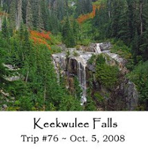 Keekwulee Falls