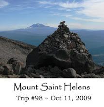 Mt St Helens 2009
