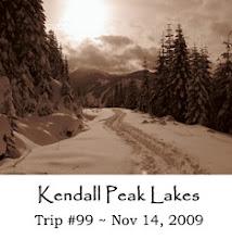 Kendall Peak Lakes