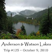 Anderson and Watson Lakes