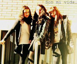Os amo ♥