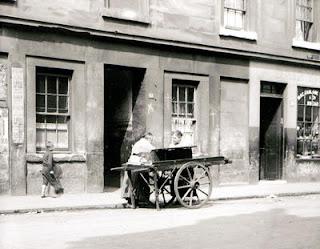 Tobago Street Calton, Early 1900s