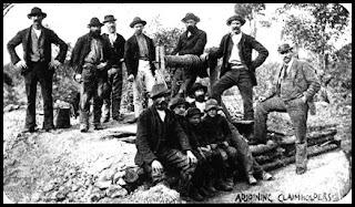 Matthews - Reeves mine at Jubilee Reef Amherst
