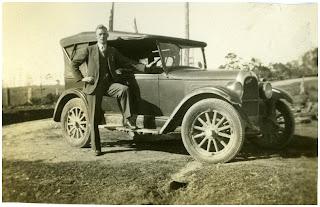 Alex Wilkie mid 1930s