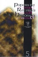 Papers de recerca històrica, 5