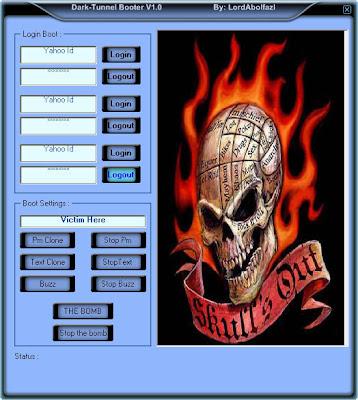 Dark Tunnel Booter V1 - Yahoo Boot